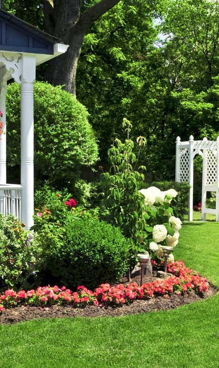 White Leaf Landscaping Residential Landscaping